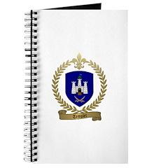 TEMPLET Family Crest Journal