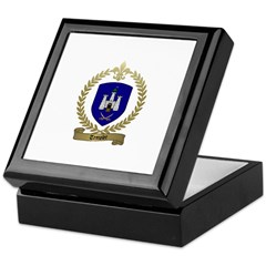 TEMPLET Family Crest Keepsake Box