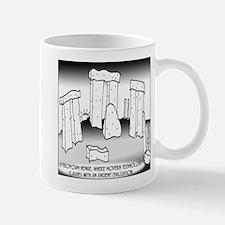Styrofoam Henge Mug