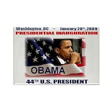 Unique 44th president barack obama Rectangle Magnet (100 pack)
