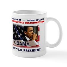 Unique 1.20.09 obama Mug