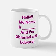 Hello!! I'm Obsessed Mug