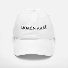 Molon Labe: Baseball Baseball Cap