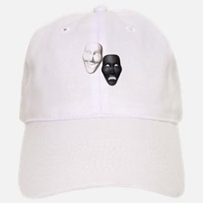 MASKS OF COMEDY & TRAGEDY Baseball Baseball Cap