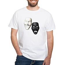 MASKS OF COMEDY & TRAGEDY Shirt