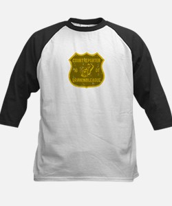 Court Reporter Drinking League Tee