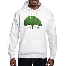 Leaf Lover Jumper Hoody