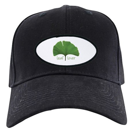 Leaf Lover Black Cap