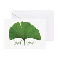 Leaf Lover Greeting Cards (Pk of 20)