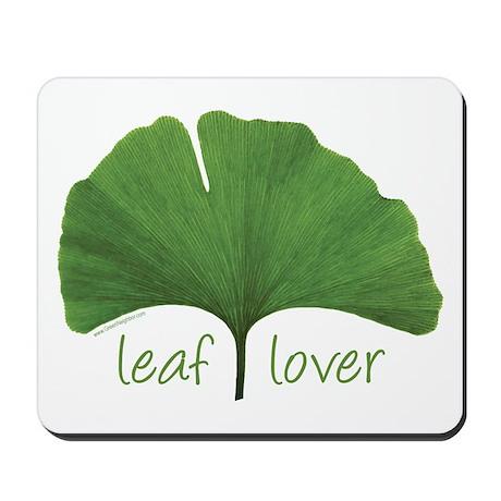 Leaf Lover Mousepad