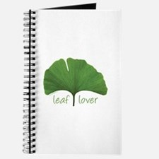 Leaf Lover Journal