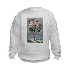 Christmas Cherubs Sweatshirt