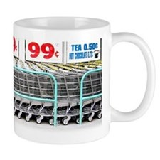 99 Cents Shopping Mall Mug