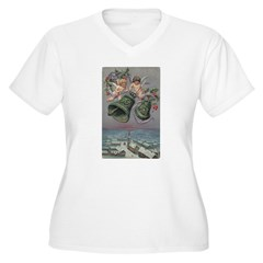 Christmas Cherubs T-Shirt