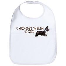 cardigan welsh corgi Bib