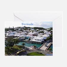 Hamilton, Bermuda Greeting Card