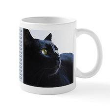 Bombay Cat in Profile Mug