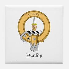 Dunlop Tile Coaster