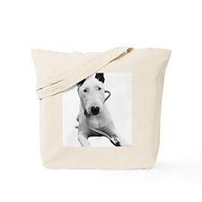 Doctor Bull Terrier Tote Bag