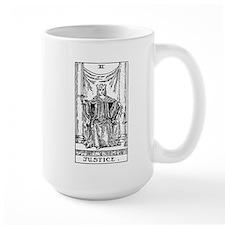 Justice Tarot Card Mug