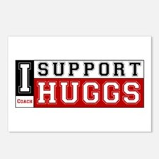 I Support Huggs Postcards (Package of 8)