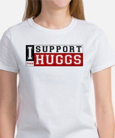 I Support Huggs Women's T-Shirt