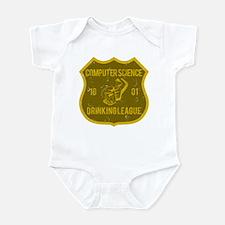 Computer Science Drinking League Infant Bodysuit