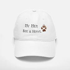 My men Bite & Howl Baseball Baseball Cap