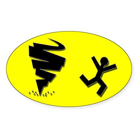 (10 pack) TORNADO CHASING?? Bumper Sticker