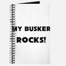 MY Busker ROCKS! Journal