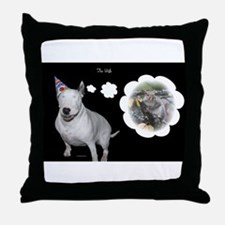 The Wish Throw Pillow
