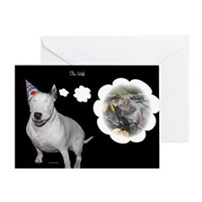 The Wish Greeting Card