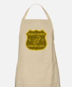 Chemical Engineer Drinking League BBQ Apron