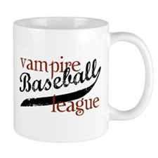 Vampire Baseball League Coffee Mug