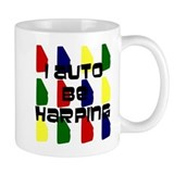 Autoharp mugs Coffee Mugs