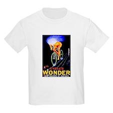 Vintage Sparking Bicycle T-Shirt