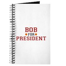 Bob for President Journal