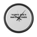 Covers Large Wall Clock