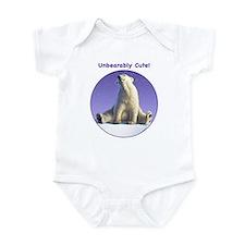 Unbearably Cute! Infant Bodysuit