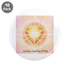 """Cute Religion and beliefs 3.5"""" Button (10 pack)"""