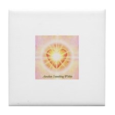Cute Law attraction Tile Coaster
