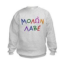 Molon Labe Jr: Sweatshirt