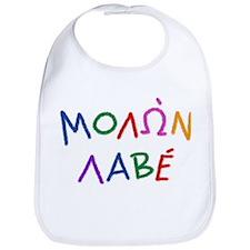 Molon Labe Jr: Bib