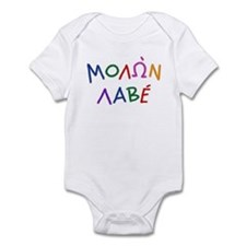 Molon Labe Jr: Infant Bodysuit