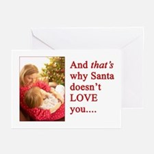 And That's Why Santa Doesn't Love You Cards (20)