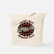Superstar Stepdad Tote Bag