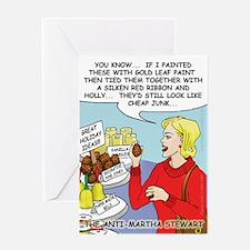 Cheap Junk Greeting Card