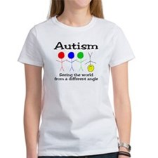 Autism, Seeing The World From A Different Angle Wo