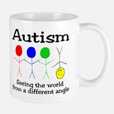 Autism, Seeing The World From A Different Angle Mu