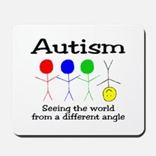 Autism, Seeing The World From A Different Angle Mo